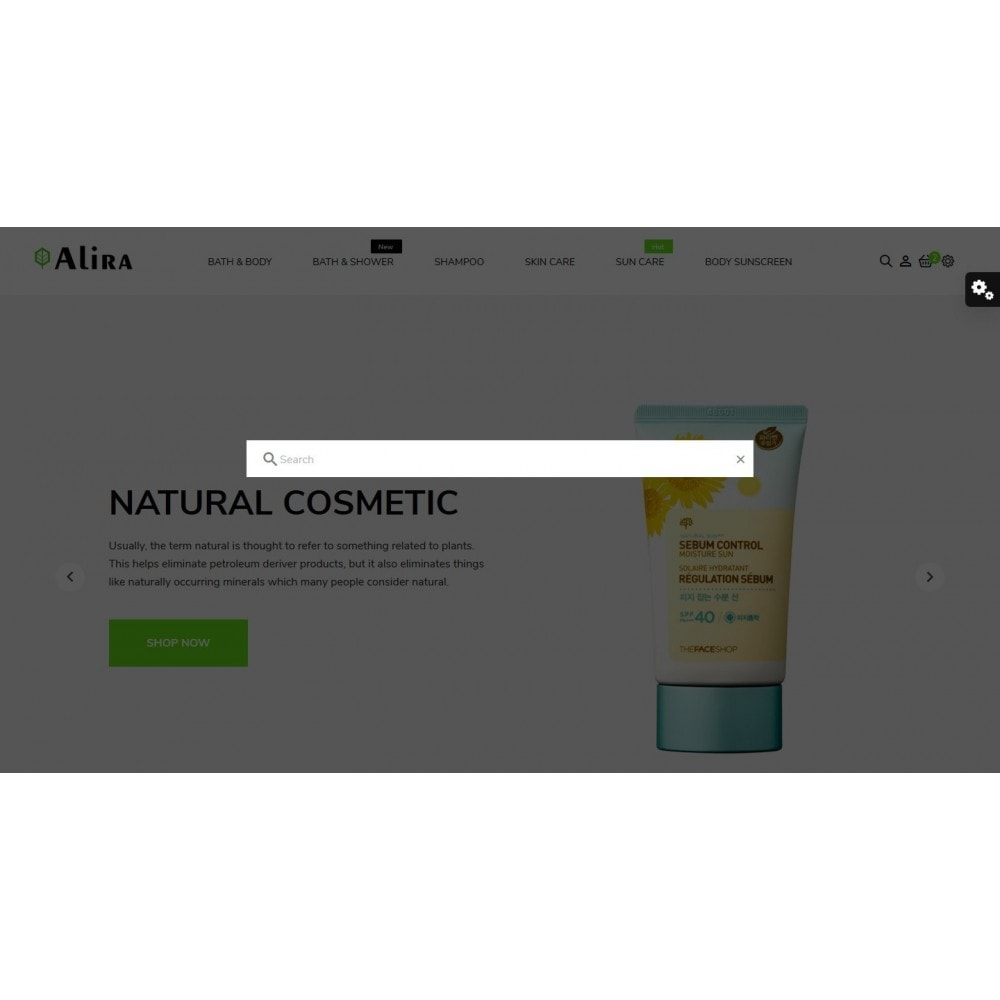 theme - Health & Beauty - Alira Cosmetics - 10