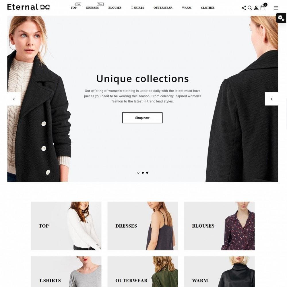 theme - Fashion & Shoes - Eternal Fashion Store - 2