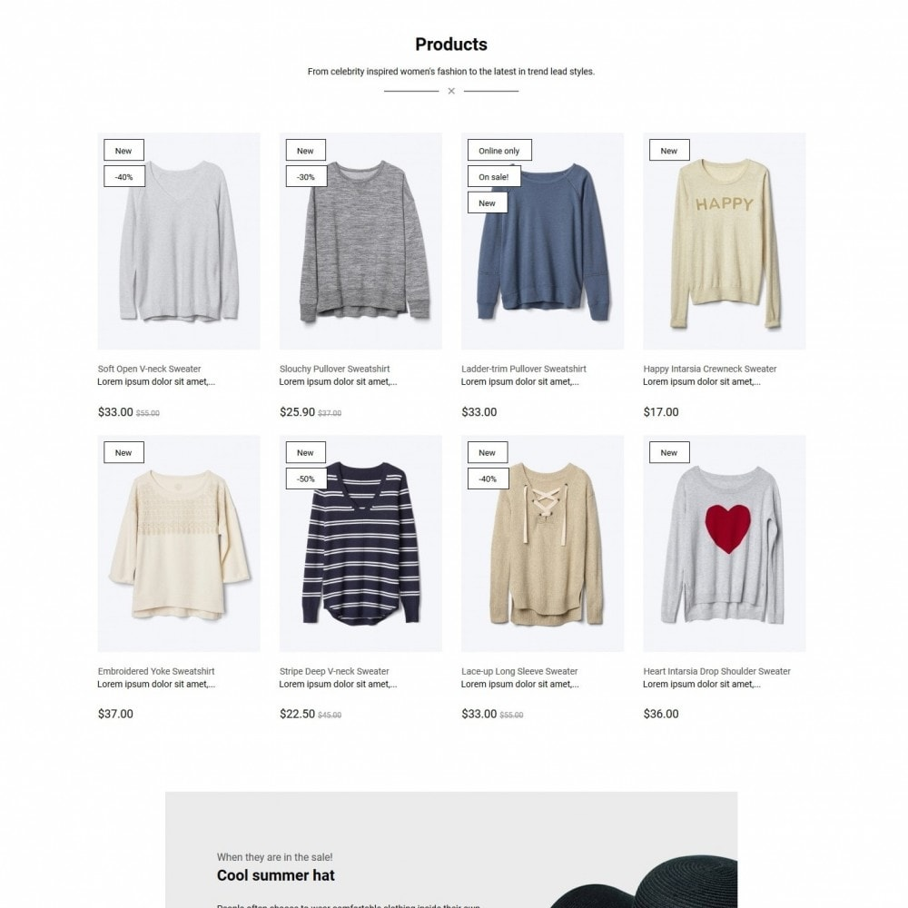 theme - Fashion & Shoes - Eternal Fashion Store - 3