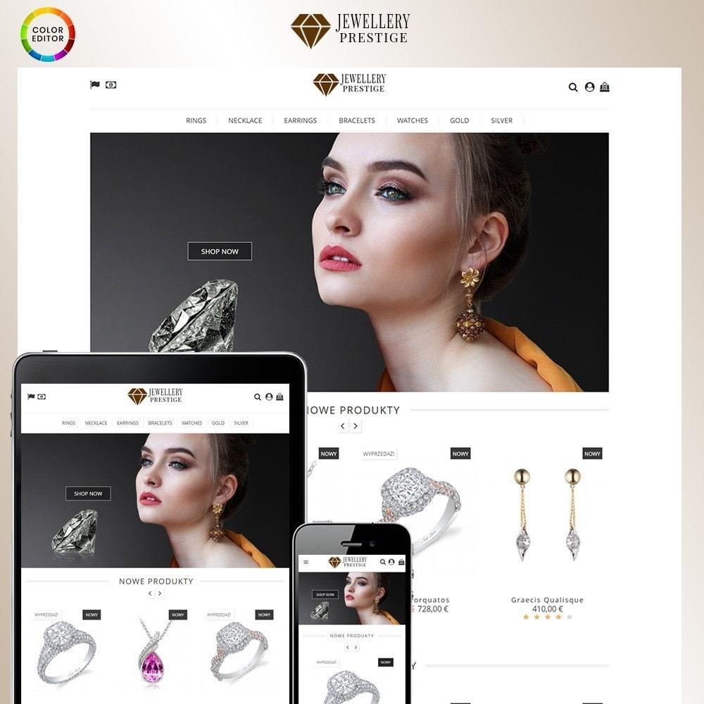 theme - Biżuteria & Akcesoria - Prestige Jewellery - 1
