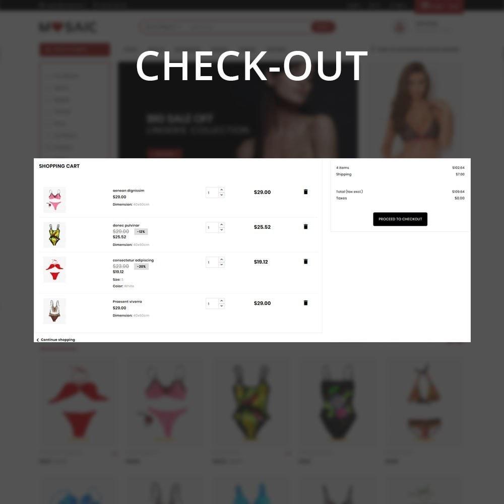 theme - Lingerie & Adultos - Mosaic - Ladies Wear Mega Shop - 13