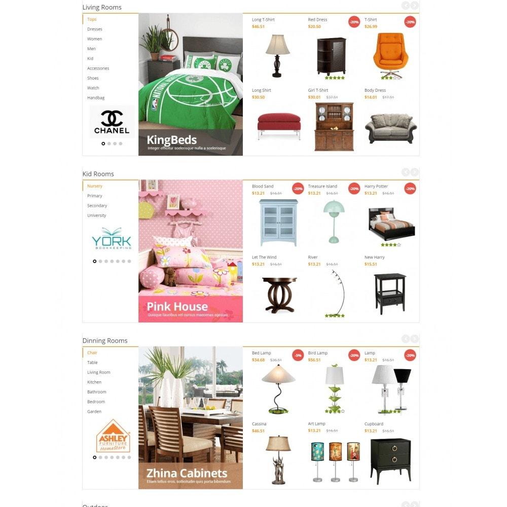 theme - Casa & Jardins - New Decor Furniture - 3