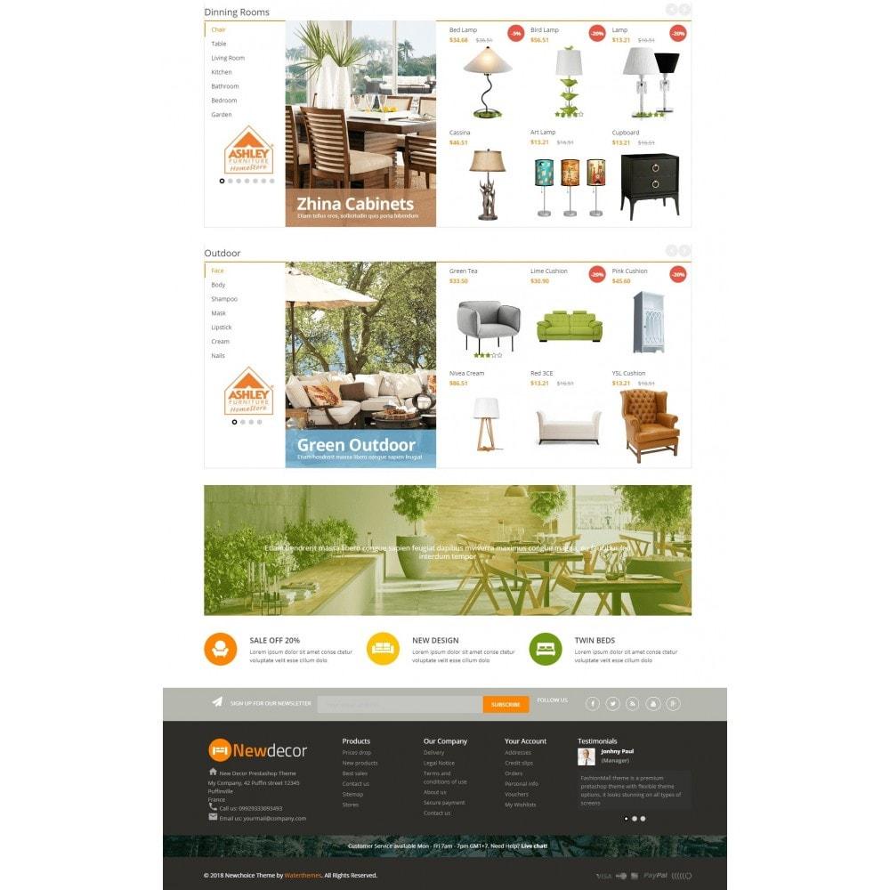 theme - Casa & Jardins - New Decor Furniture - 4