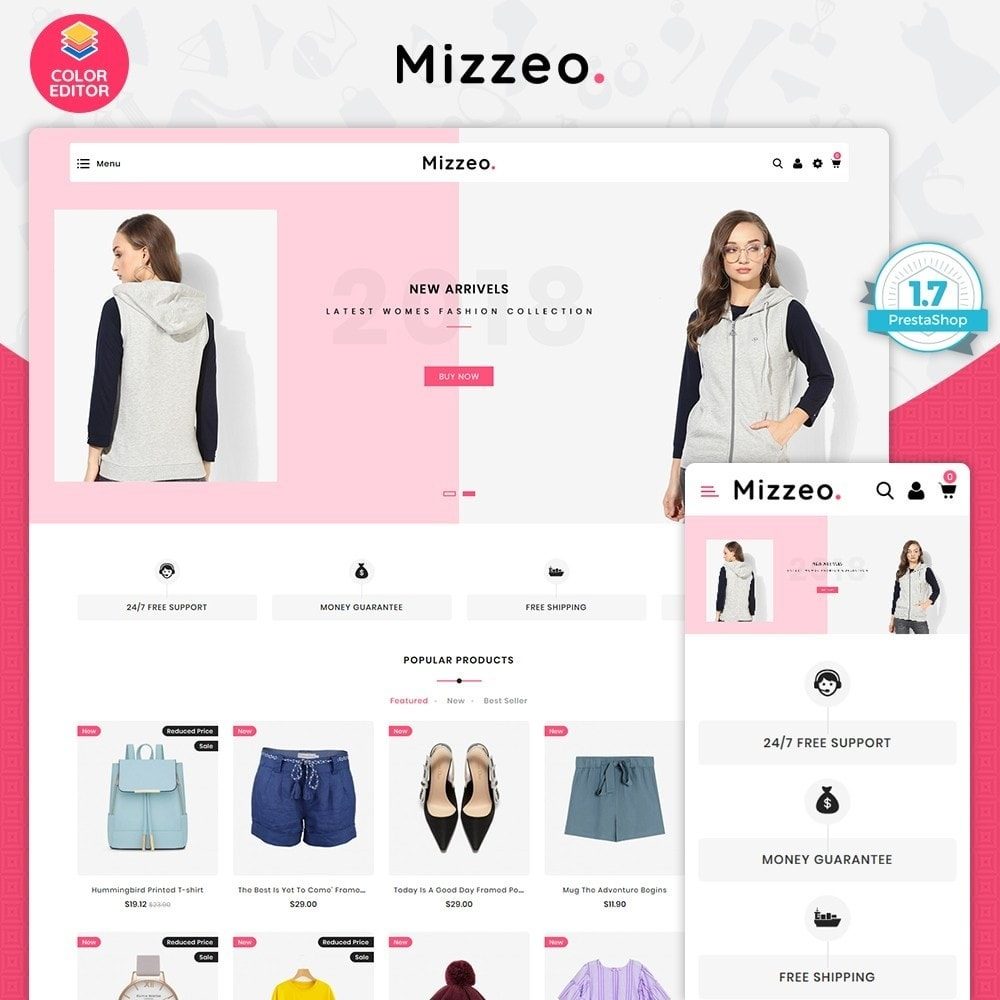 theme - Mode & Schuhe - Mizzeo - The Fashion Store - 1