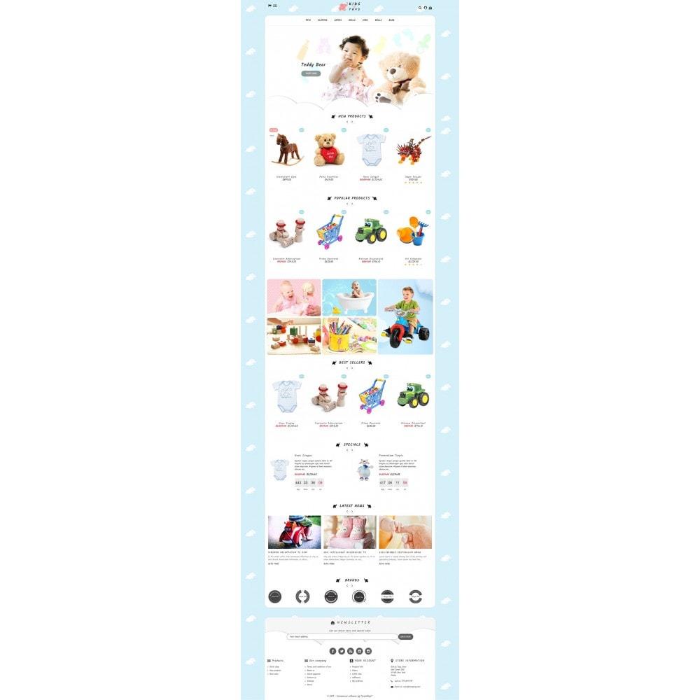 theme - Zabawki & Artykuły dziecięce - Kids & Toys Store - 3