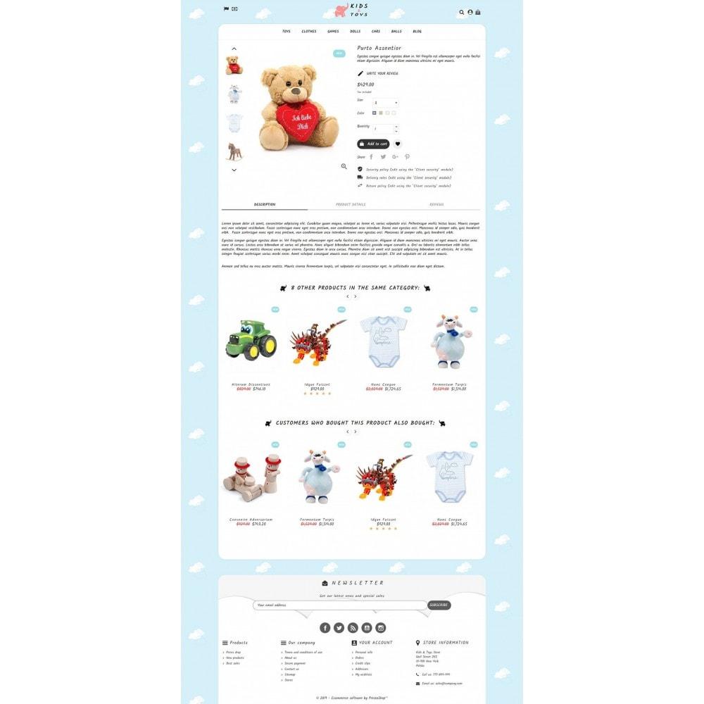 theme - Zabawki & Artykuły dziecięce - Kids & Toys Store - 4