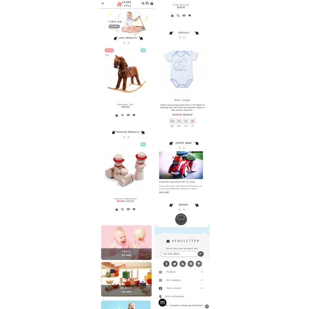 theme - Zabawki & Artykuły dziecięce - Kids & Toys Store - 6