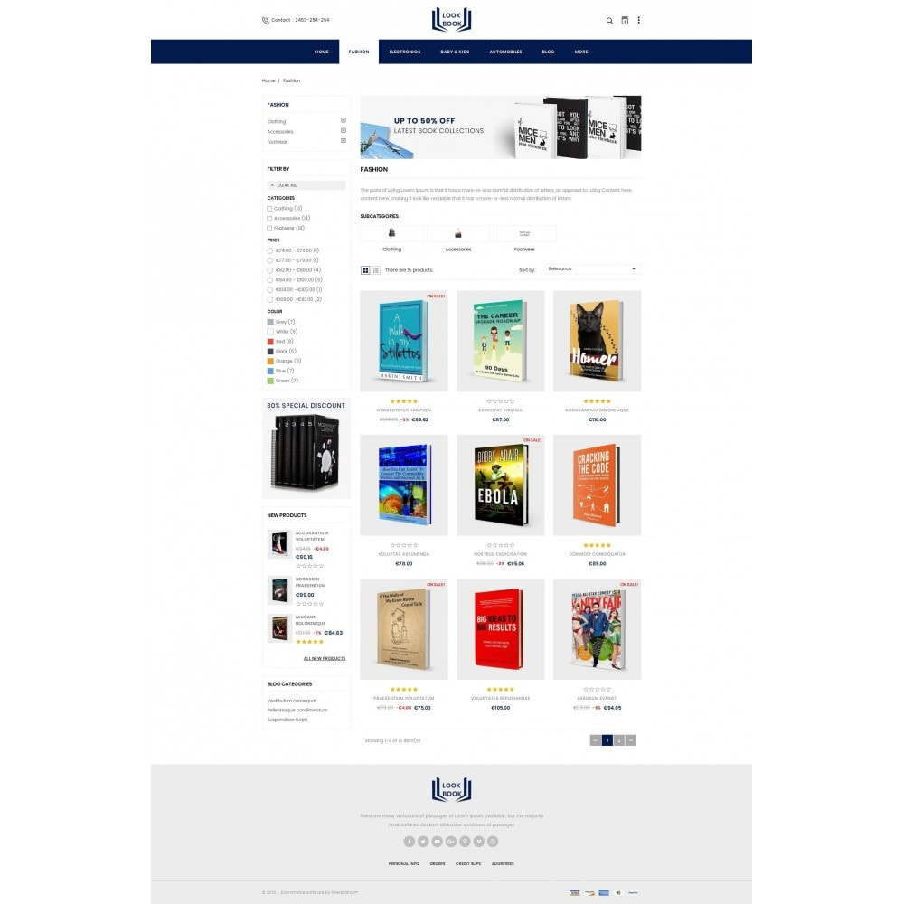theme - Gifts, Flowers & Celebrations - Look Book Store - 3