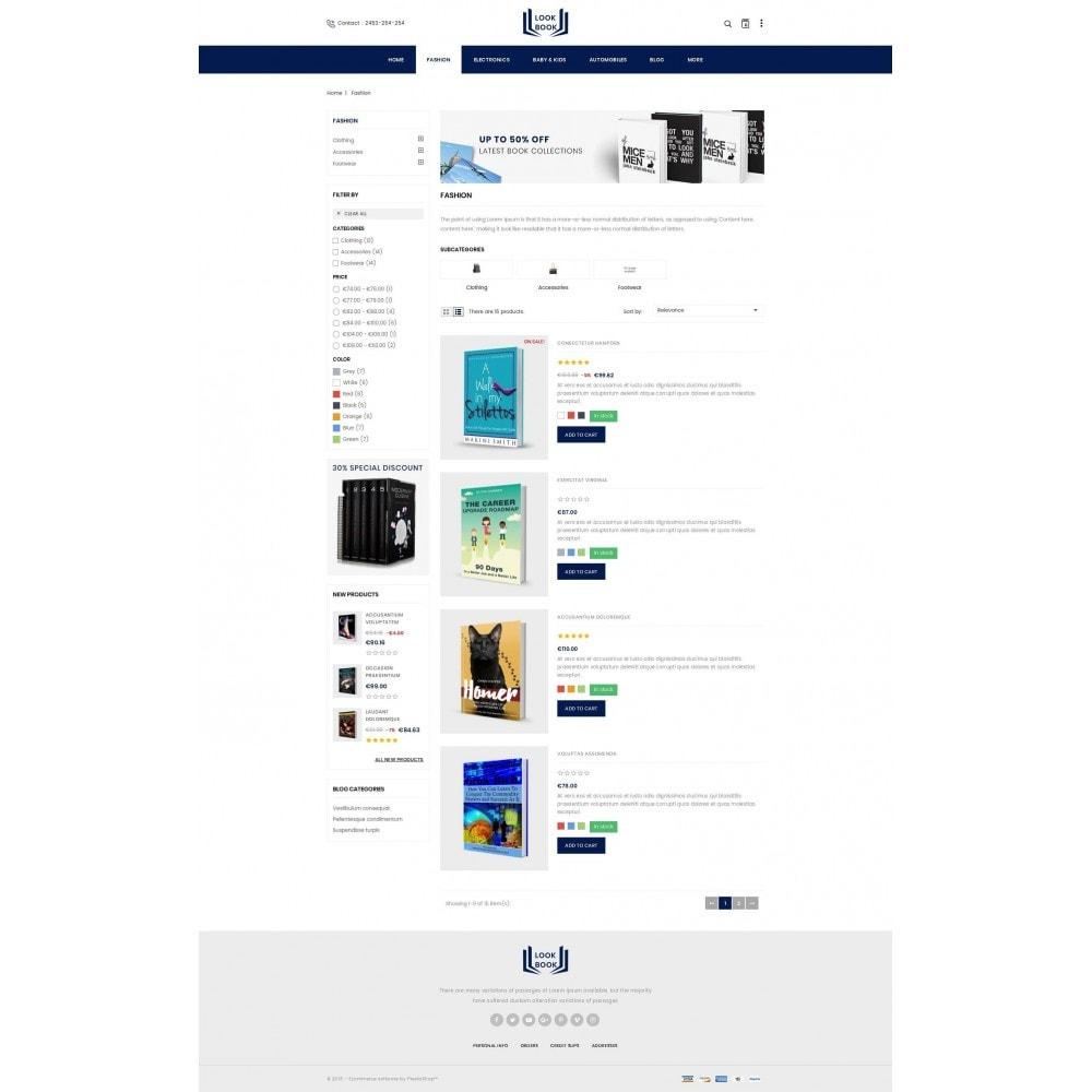 theme - Prezenty, Kwiaty & Uroczystości - Look Book Store - 4