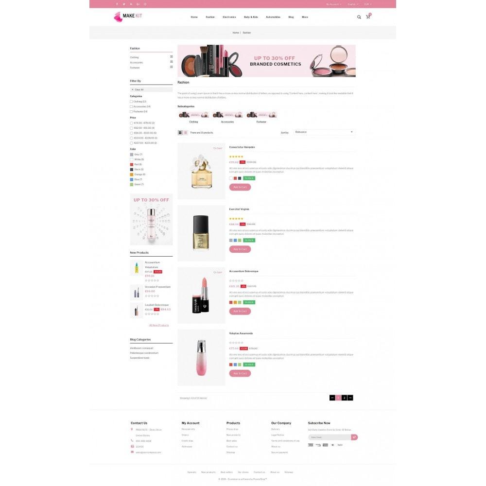 theme - Gesundheit & Schönheit - Make Kit - Beauty Store - 4