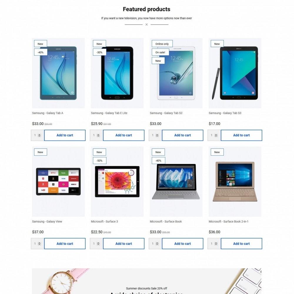 theme - Electronics & Computers - Scheme - High-tech Shop - 3