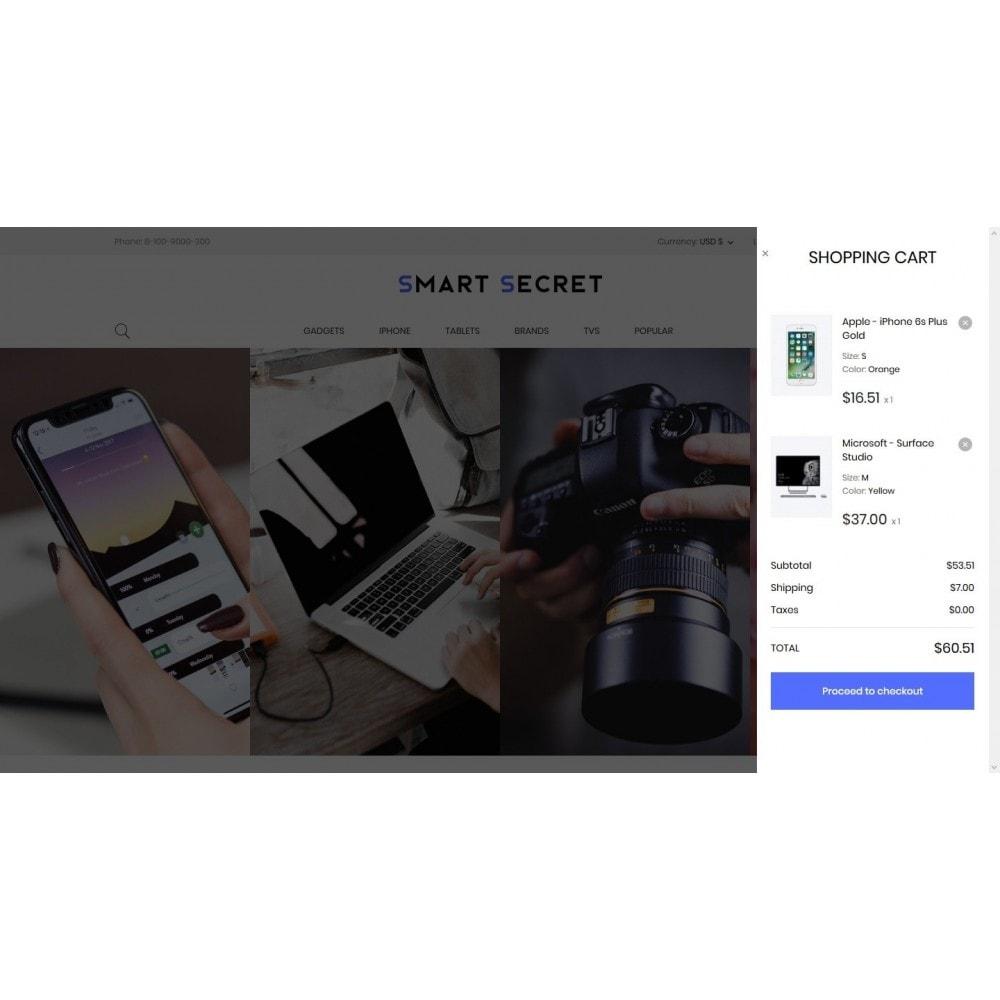 theme - Electronics & Computers - Smart secret- High-tech Shop - 7