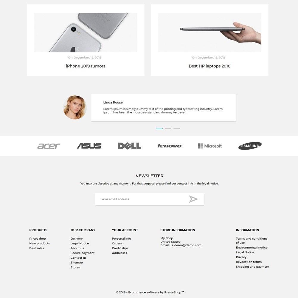 theme - Electronics & Computers - Flash - High-tech Shop - 4