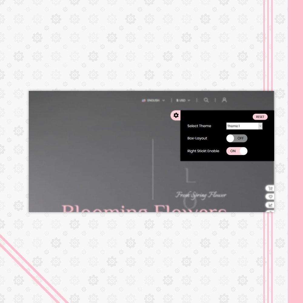 theme - Подарки, Цветы и праздничные товары - Flower Gift Store Template - 7