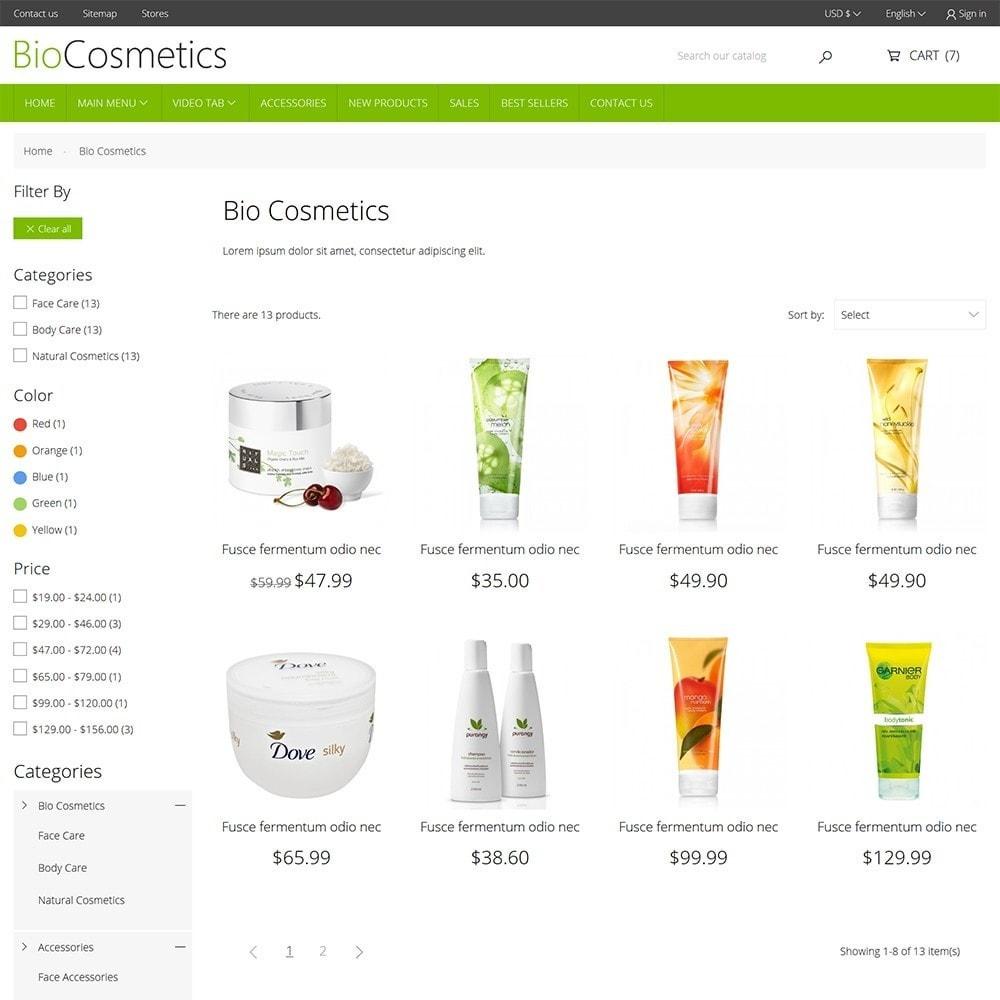 theme - Zdrowie & Uroda - DT Bio Cosmetic - 6