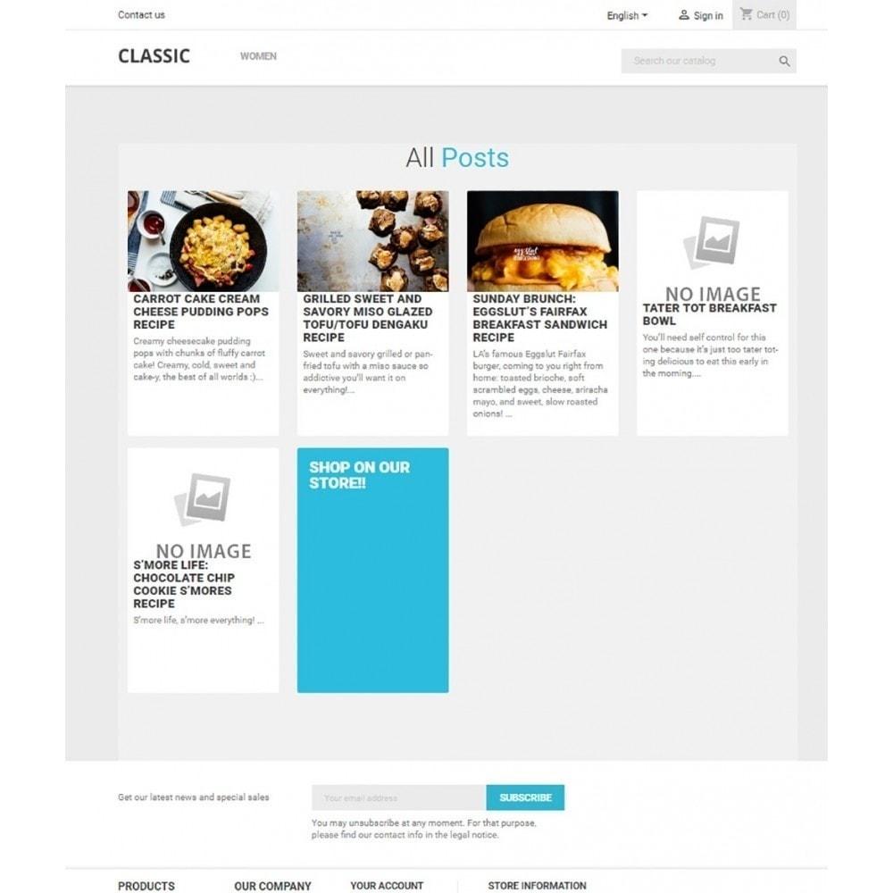 module - Blog, Forum & Actualités - Blog Advance puissant Seo - 8