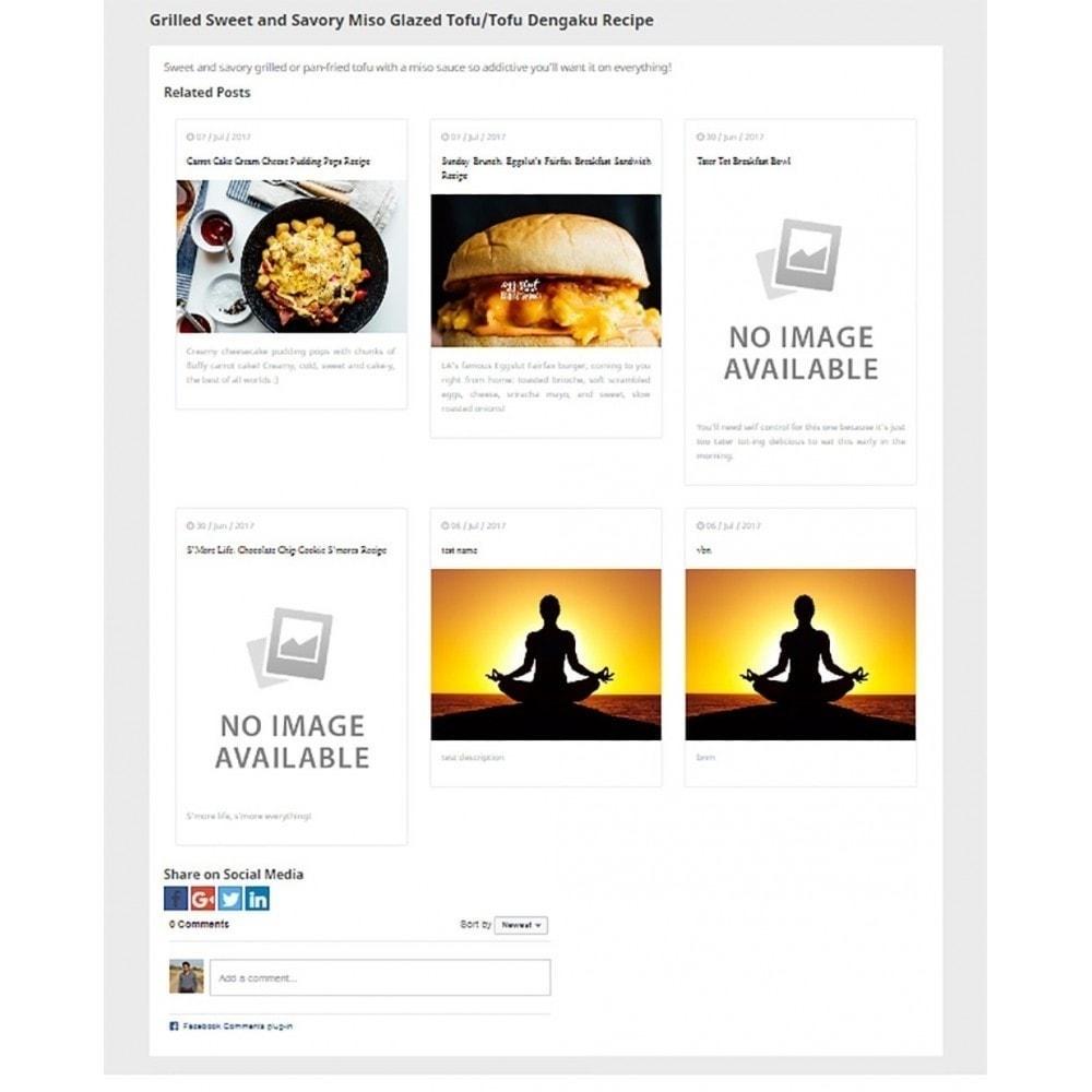 module - Blog, Forum & Actualités - Blog Advance puissant Seo - 10