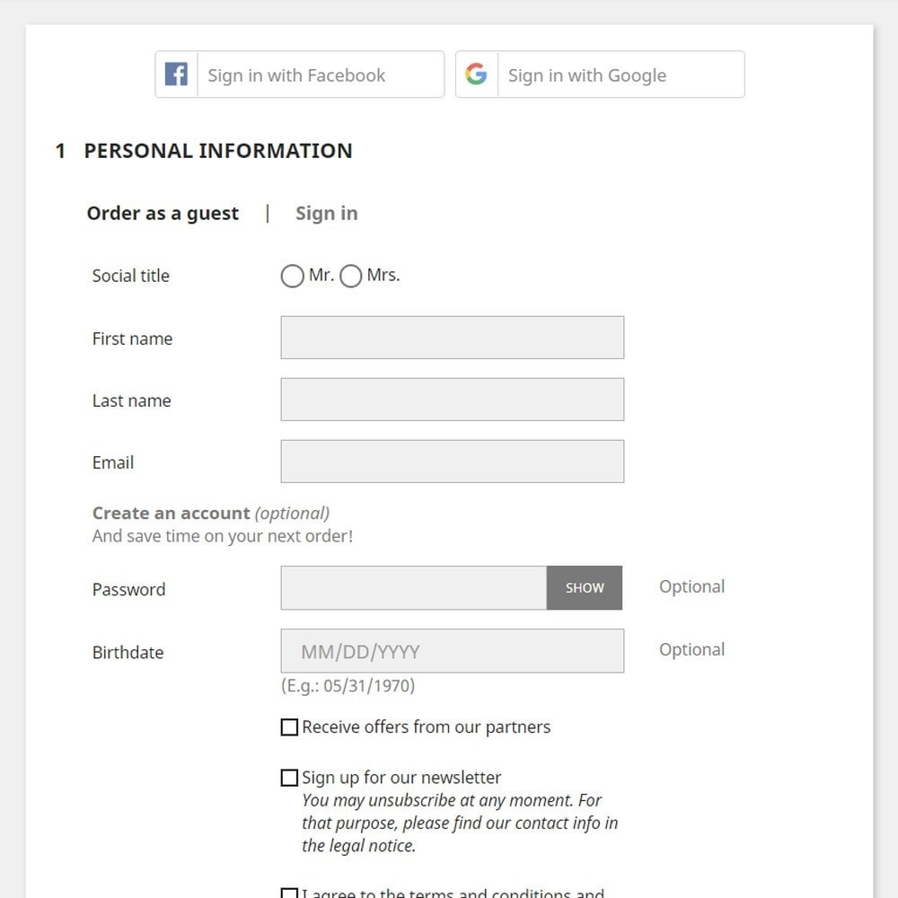 module - Social Login & Connect - Pop-up Social Login - 3