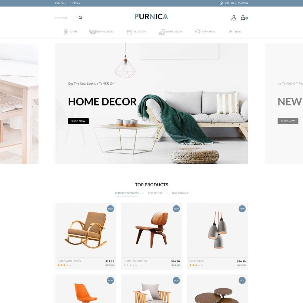 theme - Maison & Jardin - Furnica Furniture Shop - 2