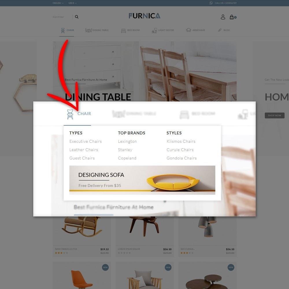 theme - Maison & Jardin - Furnica Furniture Shop - 8
