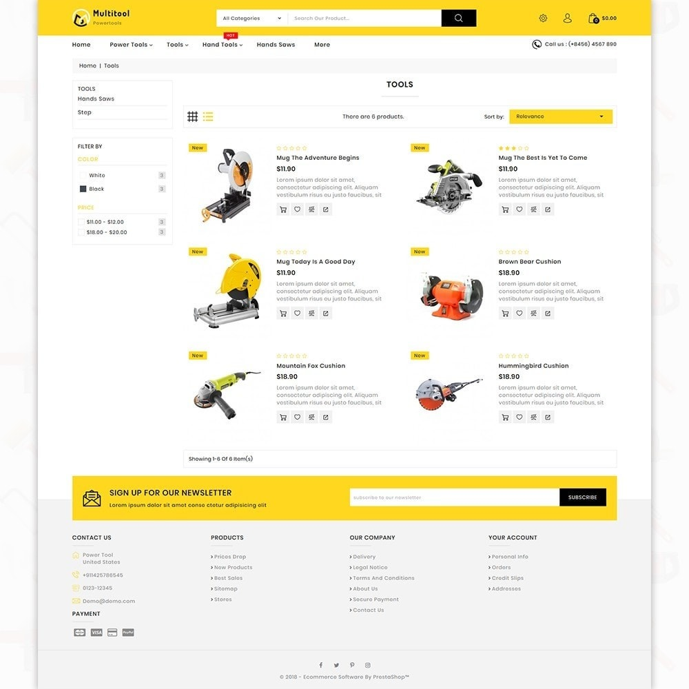 theme - Auto's & Motoren - Multitool - The Powertool Store - 4