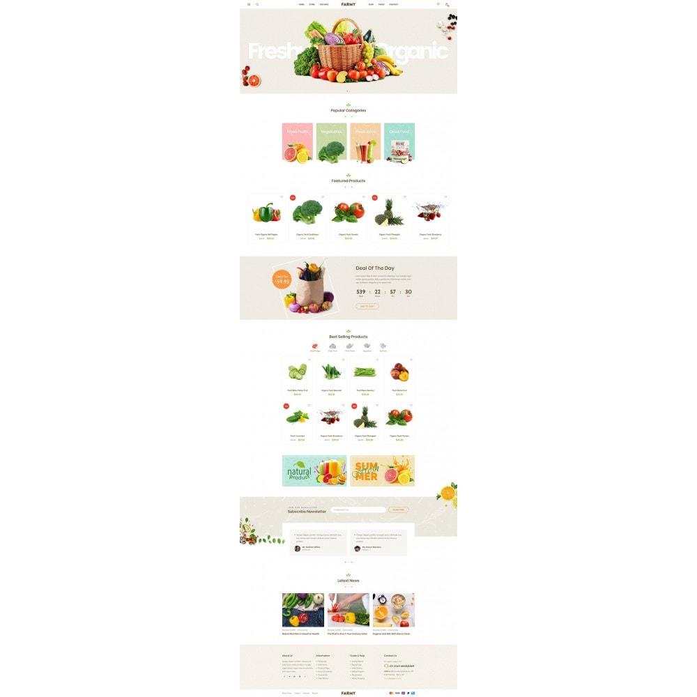 theme - Gastronomía y Restauración - Farmy - 7