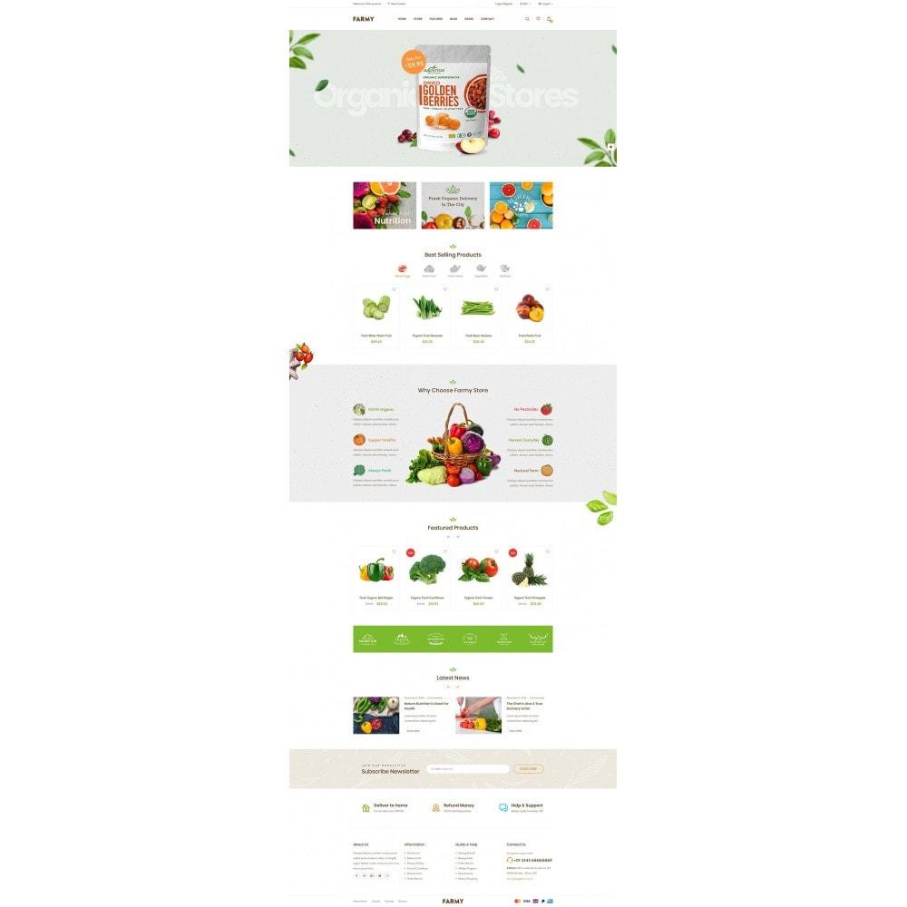 theme - Gastronomía y Restauración - Farmy - 8