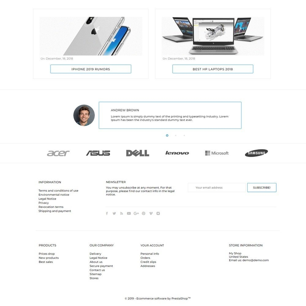 theme - Electronics & Computers - Axon - High-tech Shop - 4