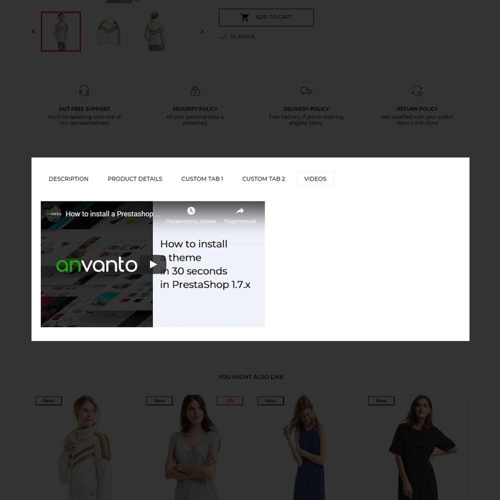 theme - Fashion & Shoes - Noma Fashion Store - 9