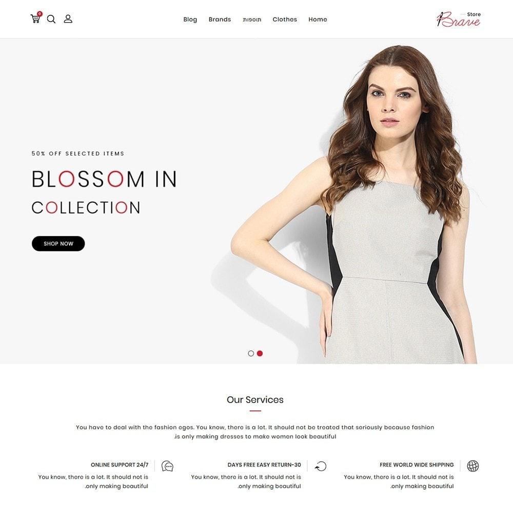 theme - Moda & Calzature - Brave Fashion Store - 3