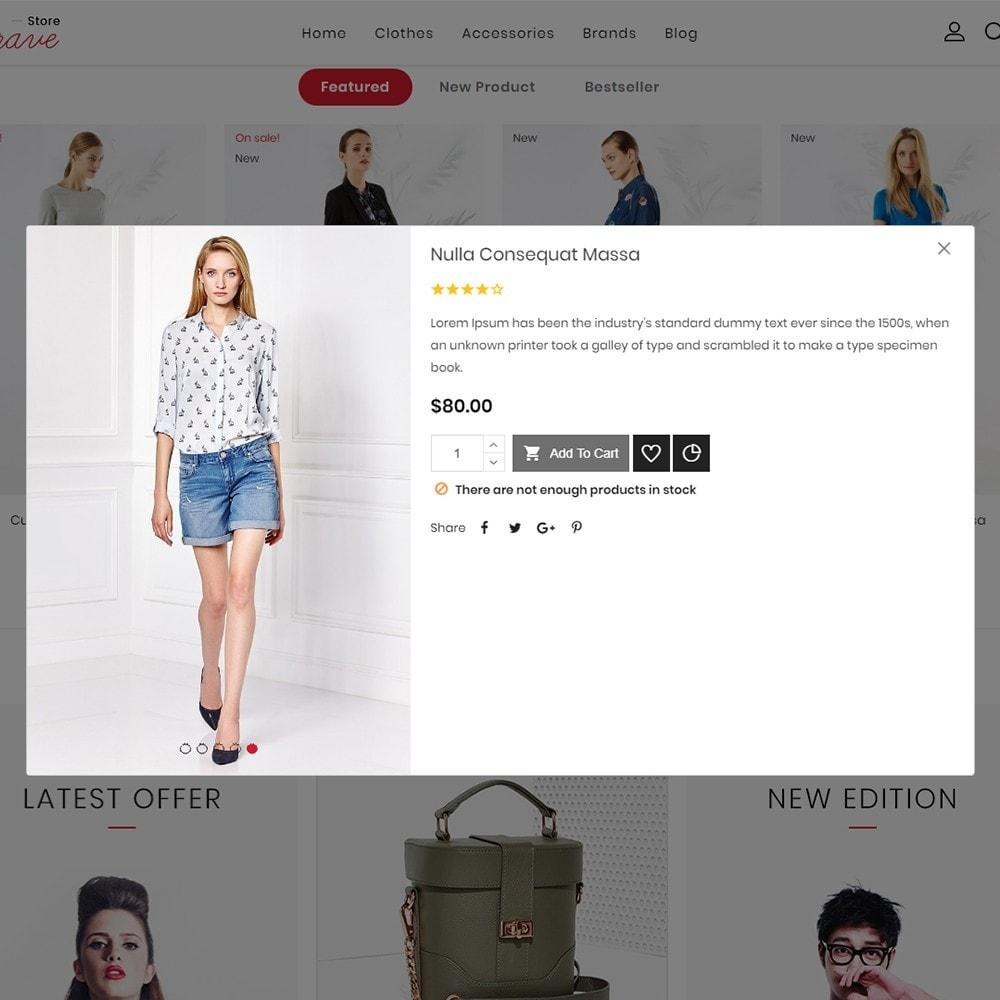 theme - Moda & Calzature - Brave Fashion Store - 7