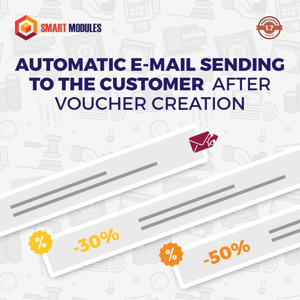 module - Notifications & Automatic Emails - Automatic voucher E-mail notification - 1