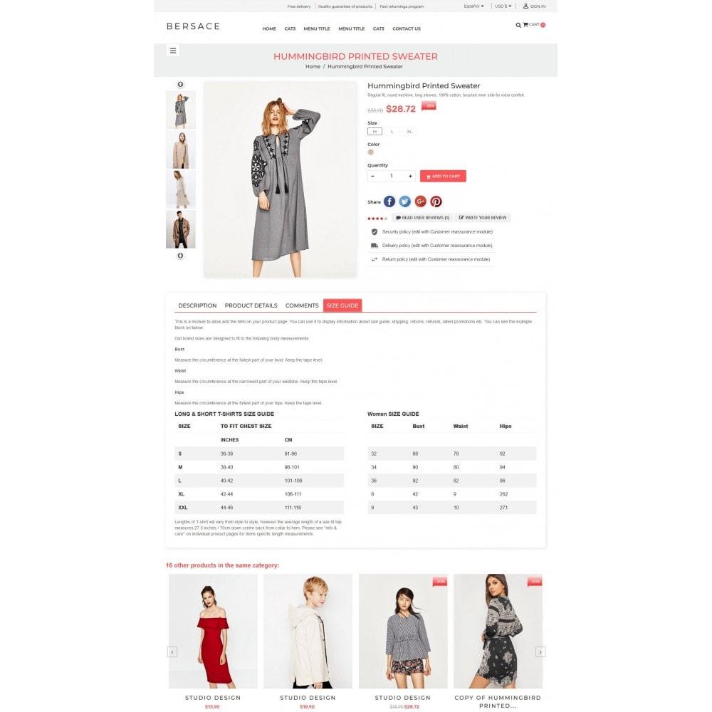 theme - Moda y Calzado - Bersace Fashion Market - 5