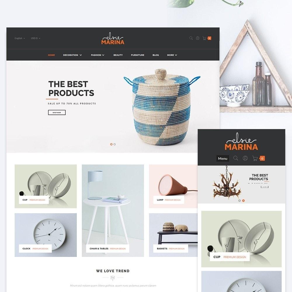 theme - Home & Garden - Marina Home Decor Furniture Store - 1