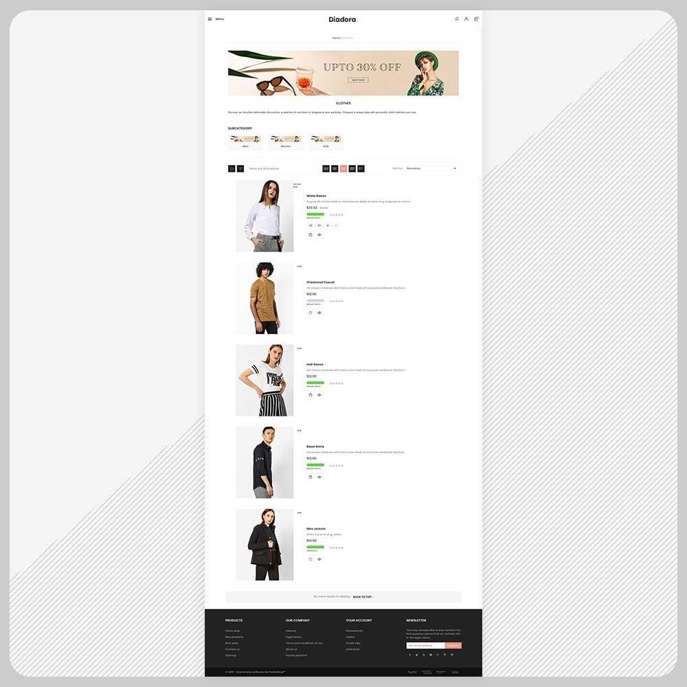 theme - Fashion & Shoes - Diadora Fashion Big Mall - 3