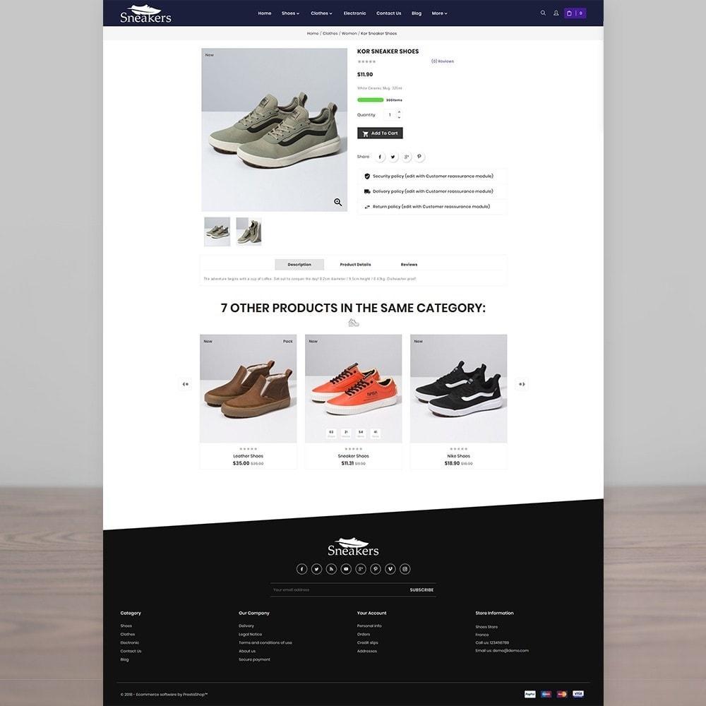 theme - Sport, Activiteiten & Reizen - Sneakers The Sport Shoes Store - 4