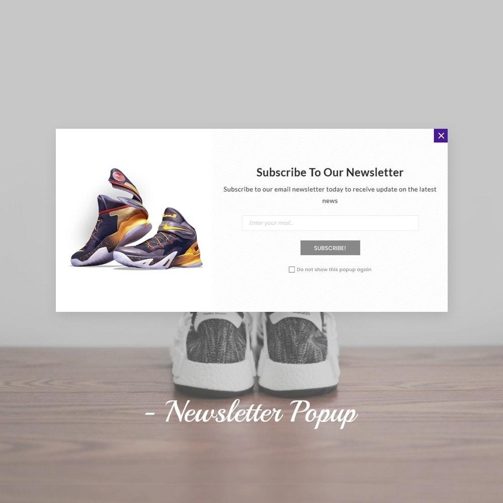 theme - Sport, Activiteiten & Reizen - Sneakers The Sport Shoes Store - 10