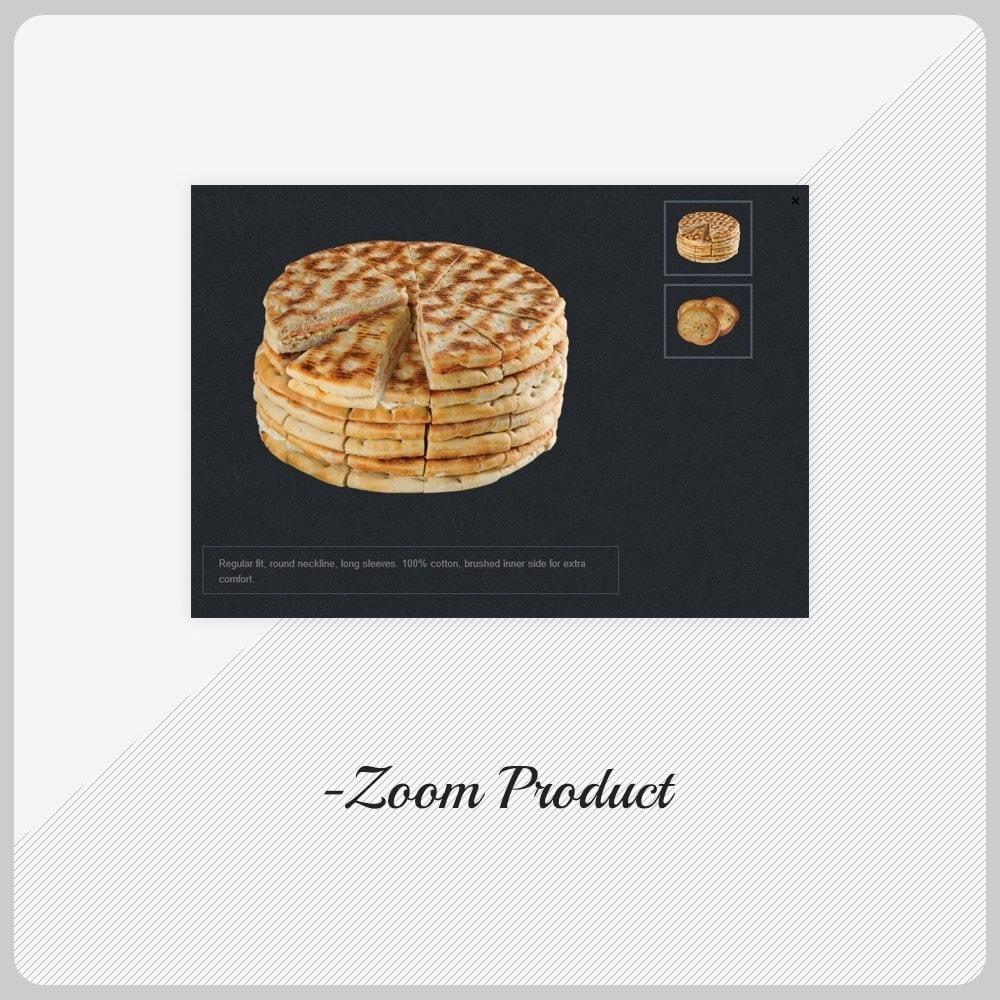 theme - Alimentos & Restaurantes - Giorgio Essen - Food Big Store - 6