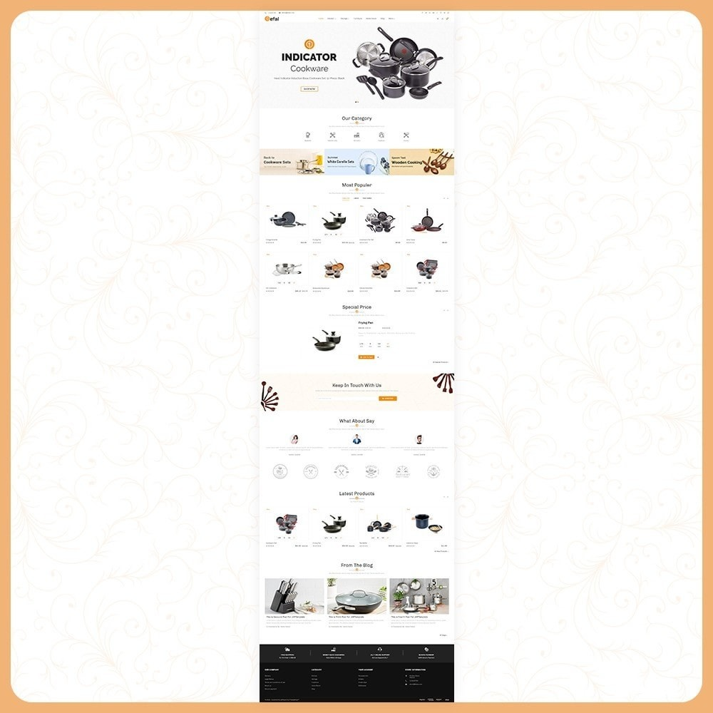 theme - Casa & Giardino - Tafal Kitchen Mega Store - 2