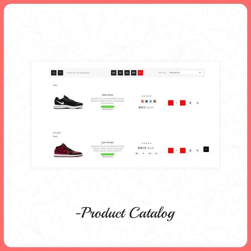 theme - Moda & Calçados - Metro Best Shoes Mega Store - 11