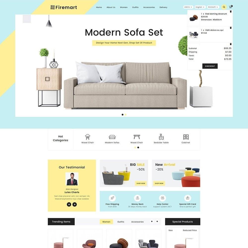 theme - Hogar y Jardín - Firemart Furniture Store - 3