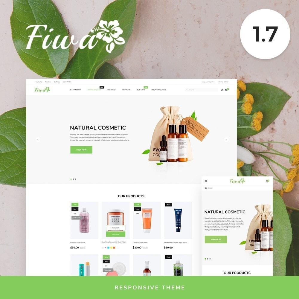 theme - Здоровье и красота - Fiwa Cosmetics - 1