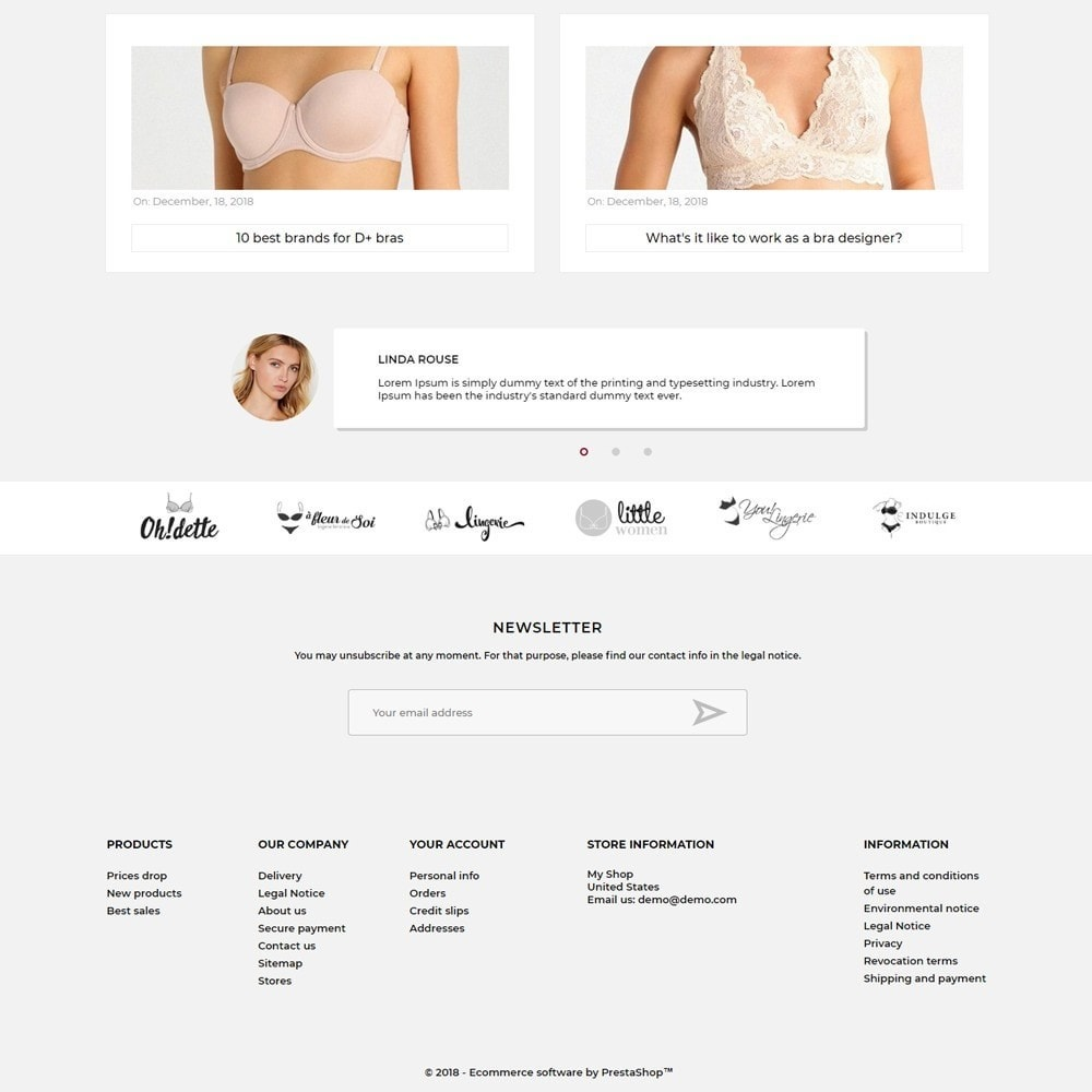 theme - Lenceria y Adultos - Friede Lingerie Shop - 4