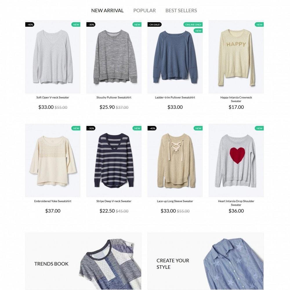 theme - Fashion & Shoes - Kalista Fashion Store - 3