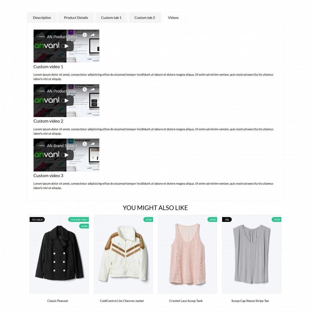 theme - Fashion & Shoes - Kalista Fashion Store - 9