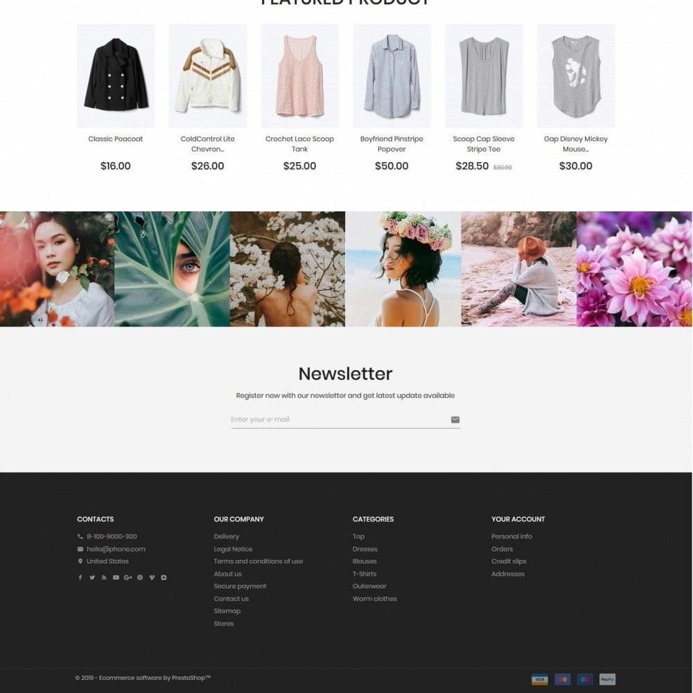 theme - Fashion & Shoes - Coquette Fashion Store - 4