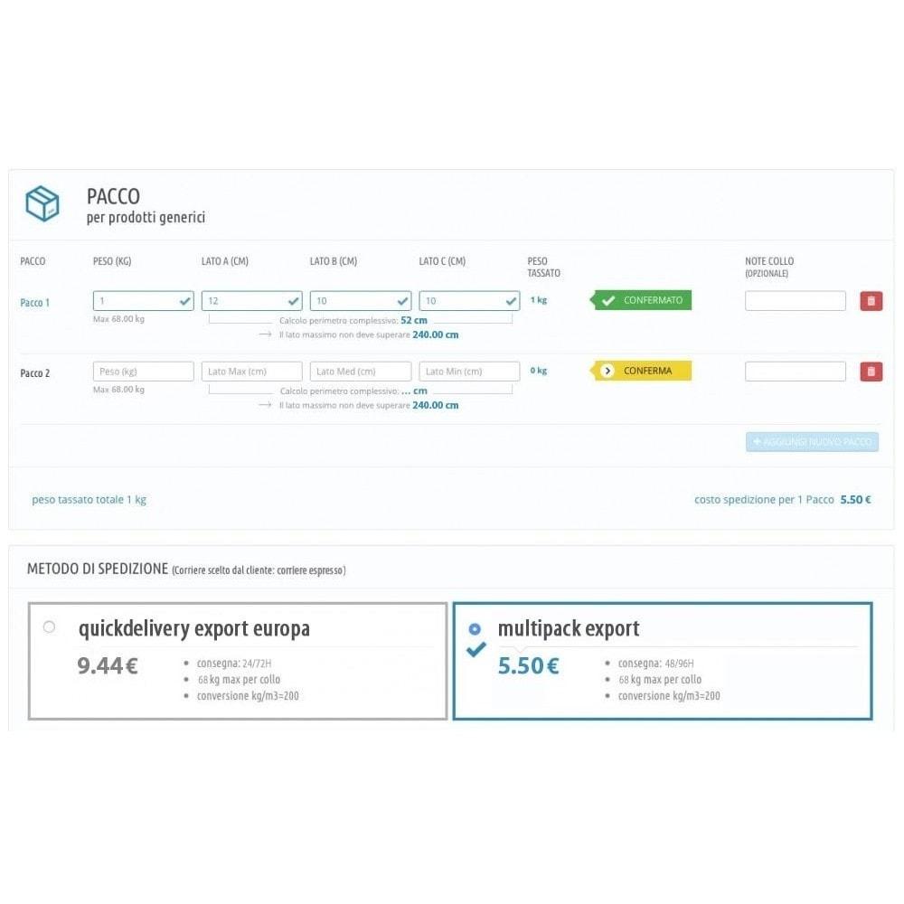 module - Corrieri - QuickDelivery - Spedizioni a misura di e-commerce! - 3