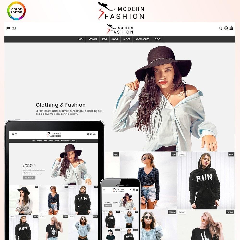 theme - Moda & Obuwie - Modern Fashion - 2