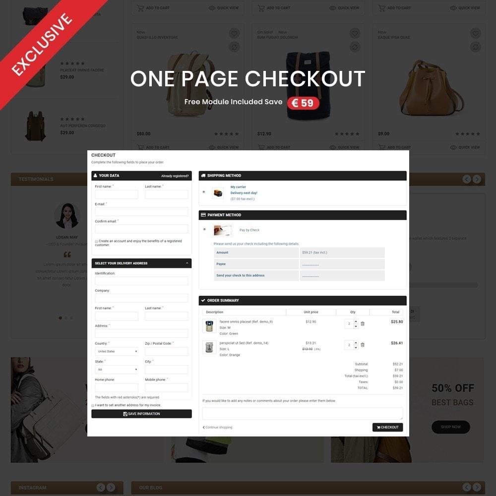 theme - Fashion & Shoes - Bags Craft - Multiporpose Mega Bag Store - 2