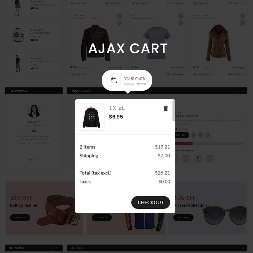 theme - Fashion & Shoes - Fashion Craft - Multipurpose Mega Fashion Store - 5